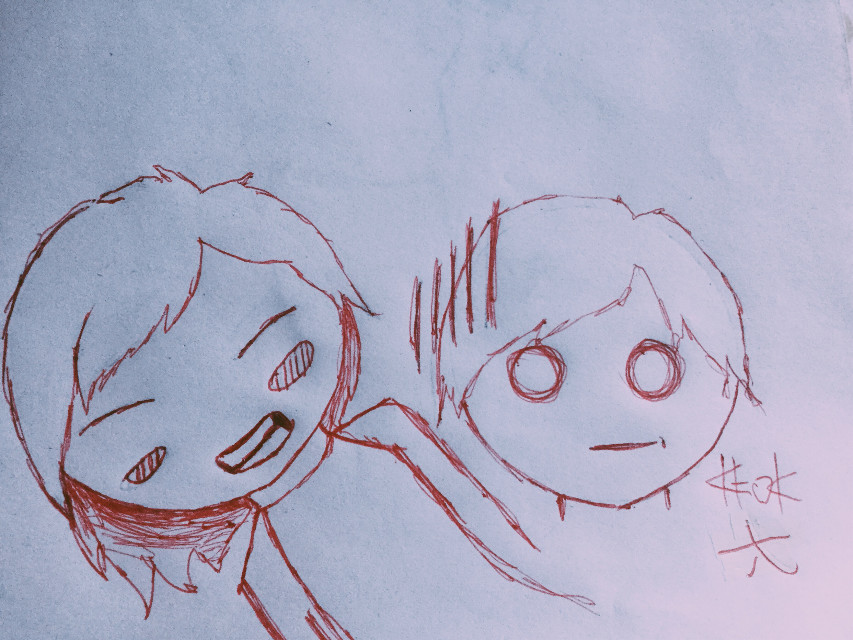 Small kawaii drawing dont steal please  #kawaii #kawaiigirl #kawaiidrawing #drawing #girl #happy #smile #redpen #katoka #katokachan #katokateam