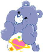 teddybears cute cartoon lilla viola