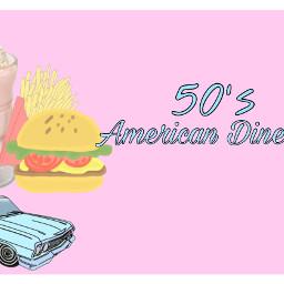 diner sign 50s edit freetoedit
