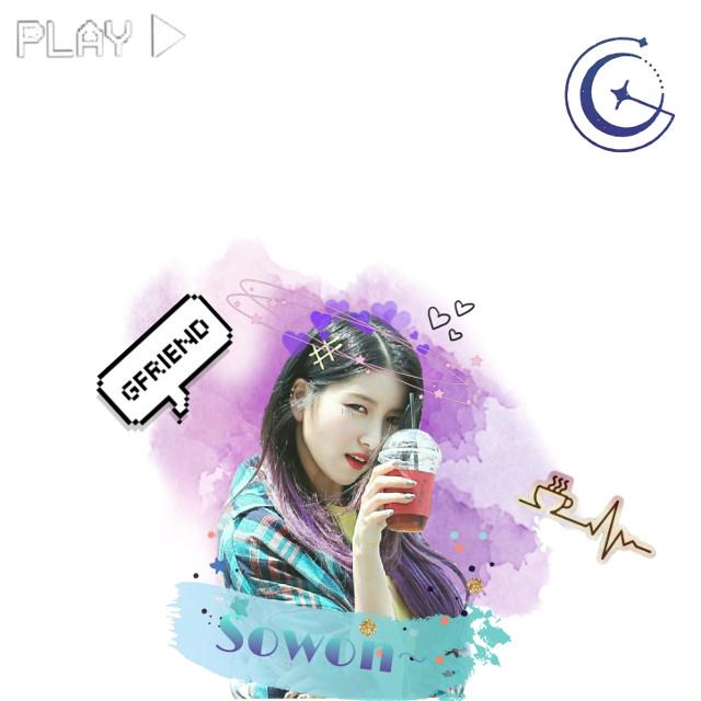 💜✨Sowon✨💜 🍒☀️Sunny Summer ☀️🍒#gfriend #Sowon #sunnysummer 🌺