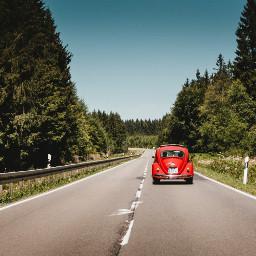 freetoedit car retrocar oldcar redcar