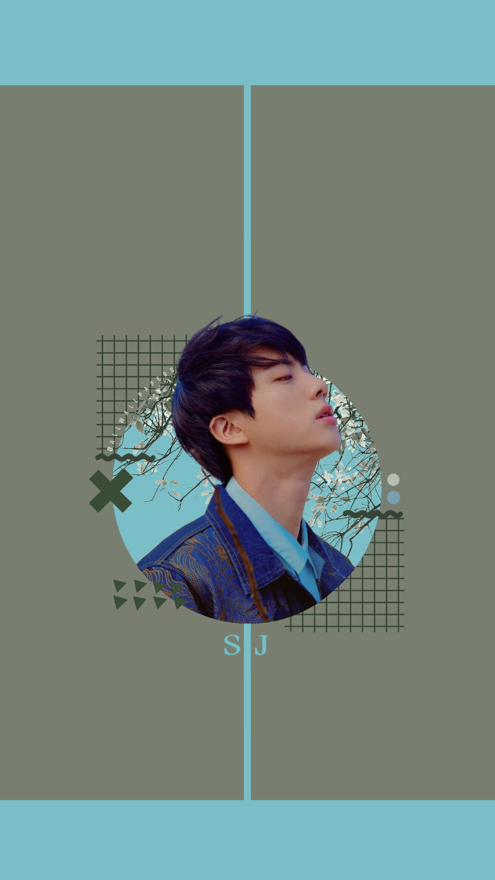 Bts Jin Wallpaper Lockscreen Jin Kimseokjin Seokjin