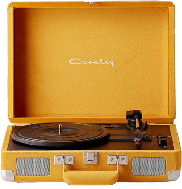Freetoedit Music Yellow Aesthetic Vintage Recordplayer