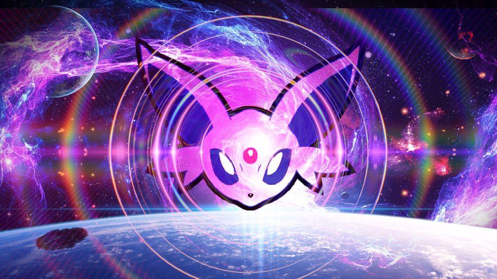 #pokemon #espeon #eevee #psychic #wallpaper