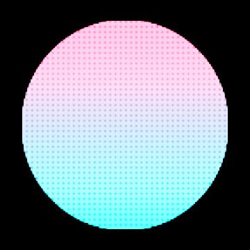 #ftestickers #circle #dots #pattern #gradientcolors #poparteffect