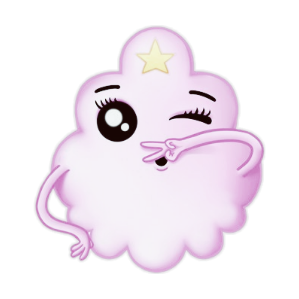 cloud emoji emojis quiet pink decoration