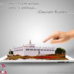 tech touch lumbini gautambudh birthplaceoflordbuddha