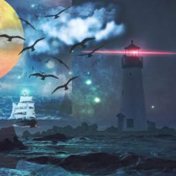 irclighthouseday lighthouseday freetoedit remixed dailychallenge
