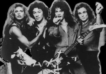 vanhalen hardrock rock guitar 70 freetoedit