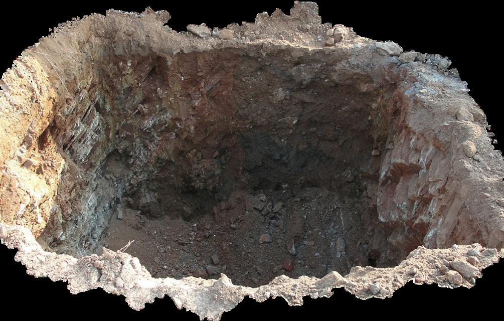 #pit #hole