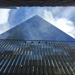 freetoedit oneworldtradecenter newyork manhattan pclines pcskyscraper