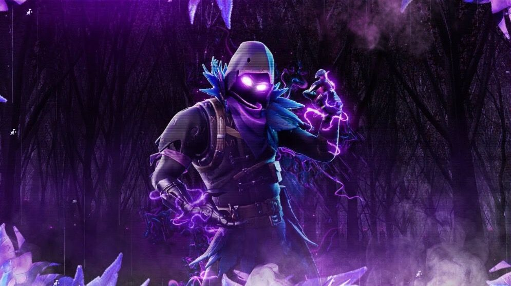 fortnite how to get purple transformation