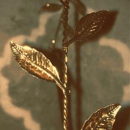 lines nature flowercrown crown blanket pclines