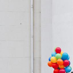freetoedit balloon balloons urban outdoor