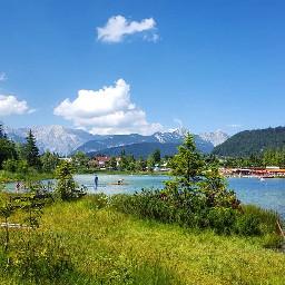 austria tirol seefeldintirol lakeview magic