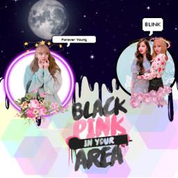 freetoedit kpop blackpink foreveryoung blink