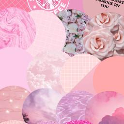 freetoedit pink pinkaesthetic pinkwallpaper