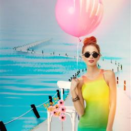 ircpinkballoon pinkballoon freetoedit myedit madewithpicsart