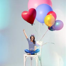 ircpinkballoon pinkballoon freetoedit loveit party