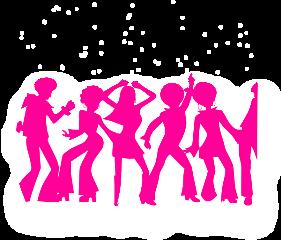 dance stage party nightclub freetoedit