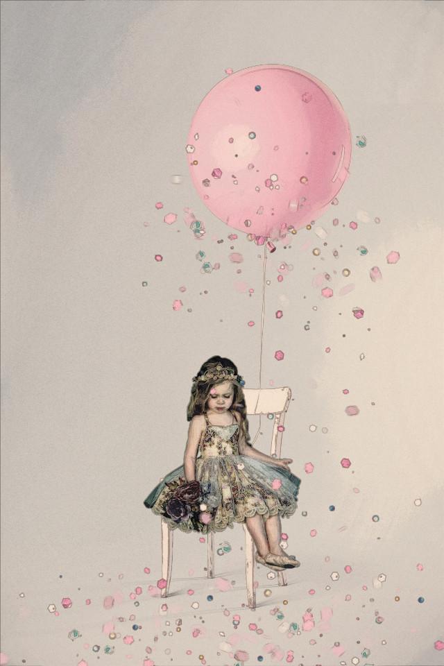 #freetoedit #picsart @freetoedit @picsart #dailyremix #dailyremixchallenge #ballon #girl #dailyeditchallenge