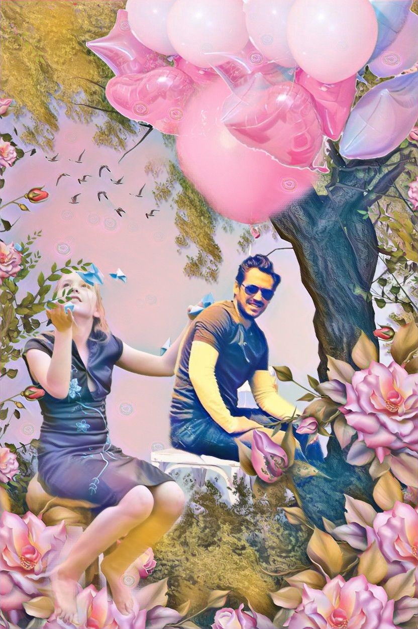 #freetoedit #pastelmagiceffect #balloons #remixit #dailyremixmechallenge