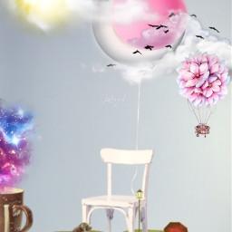 ircpinkballoon pinkballoon freetoedit farytail book