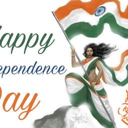 independenceday 15thaugust 15august tiranga hindustan freetoedit