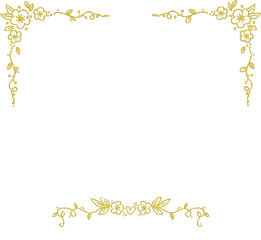 flowers border frame gold decor ftesticker ftestickers freetoedit