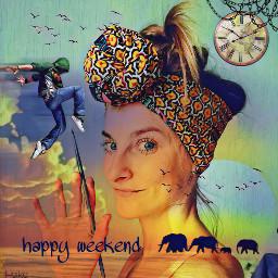 freetoedit pastelcolors surreal happyweekend madbyme