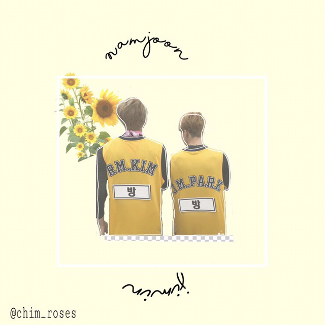 ~Joonmin 🌻💛 [READ ME]  —————————————————————— Joonmin is such an underrated ship! 😤 I love them soooo much, they are one of my favourite ships <3 Who are you guys' favourite ship? ^^ ——————————————————————  • •  🌼Requests are open🌼  • •  ⇆Sticker credits belong to the the owner⇄ (The Joonmin sticker is mine)  • •  {Tags} #joonmin #bts #namjoon #kimnamjoon #jimin #parkjimin #bangtan #bangtanboys #beyondthescene #bantansonyeondan #cute