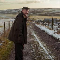 farmer portrait environmentalportrait person landscape