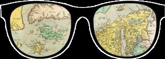 glasses map freetoedit scsunglasses sunglasses