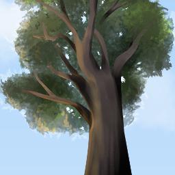 myart2018 digitalart originalart tree nature