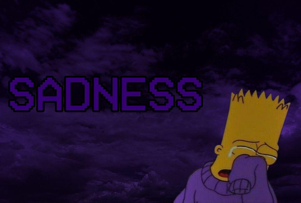 Freetoedit Sad Depression Depressed Simpsons Simpsonswa