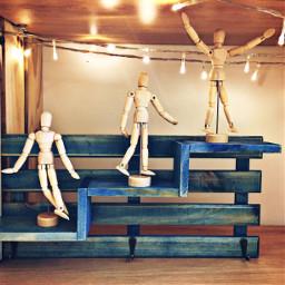 freetoedit models decoration wooden vintage