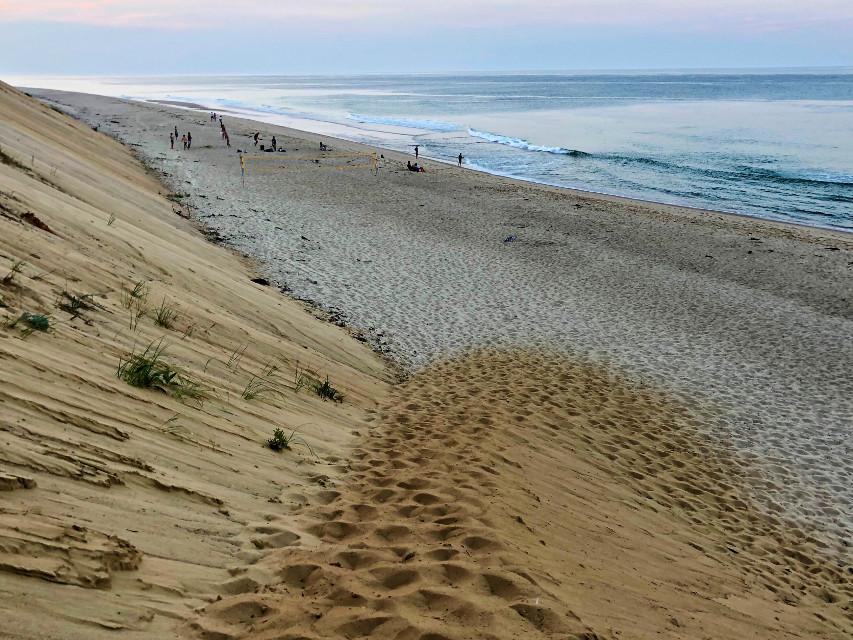 #freetoedit #cliffs #ocean #beach #sea #sunset
