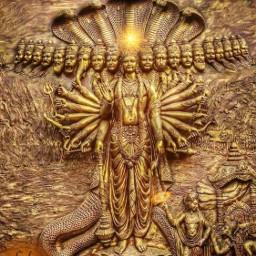 vishnu krishna india hindugod dharmik
