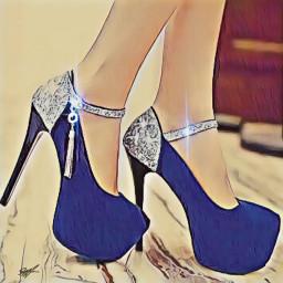 freetoedit shoes highheels heels platformshoes