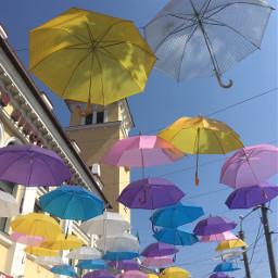 photography city umbrellas celebration freetoedit