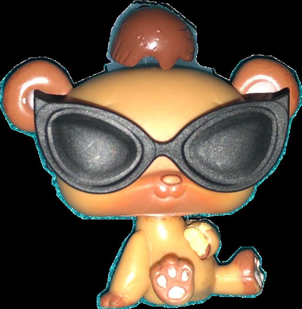 Caca Clout Bearlps Freetoedit Sticker By Tayla