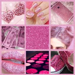 aestheticboard pink pinkglitter pinkaesthetics myedit