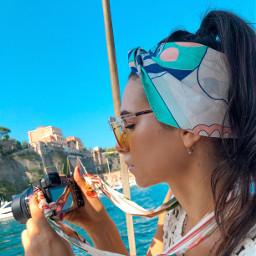 silkscarf silk discount shop fashion amclub style summer freetoedit picsartvip italy capri ocean people portrait sea travel