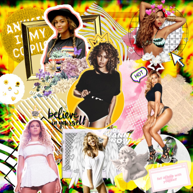 My first complex 💛 #beyonce #beautiful #woman #queen #singer #pop #music #yellow #aesthetic #edit #art #girl #pink #complex #angel