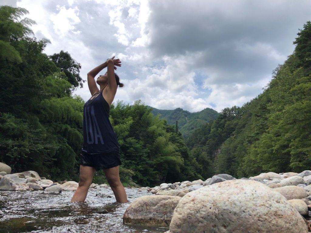 #nature #sky #summer #river