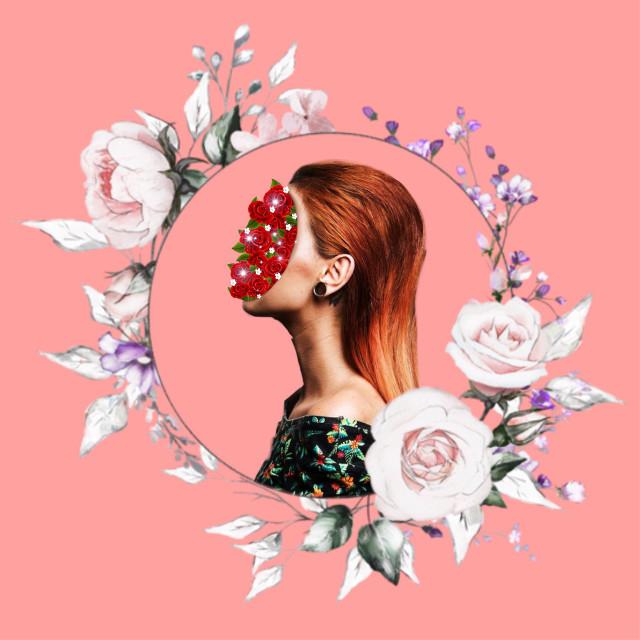 #freetoedit #art #flowers #pink #people #flowersremix
