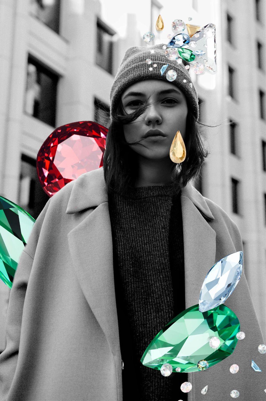 #freetoedit #swarovskicrystals #crystalbrush #brush #crystals #girl #crystalsunglasses