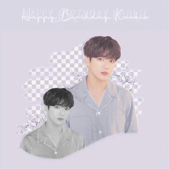 Happy birthday Jungkook! 💜💜💜                #jungkook #bts #kpop #purple #birthday #kookie #jeonjungkook #jungkookie #jk #kpopedit #bangtanboys #bangtan #bangtansonyeondan #army #btsarmy #jkday #jungkookday