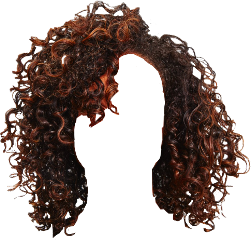 Popular And Trending Curly Hair Stickers On Picsart