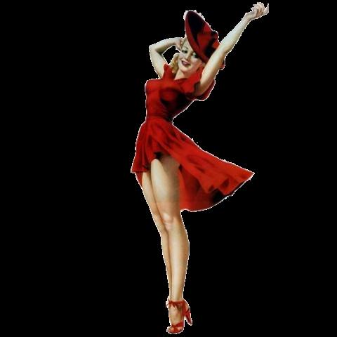 #pinup #pinupgirl #pinuptattoo #pinupgirls #womantattoo #woman  #pinups #pinupstyle #lady #girls #sexy #vintage #reddress #wlka